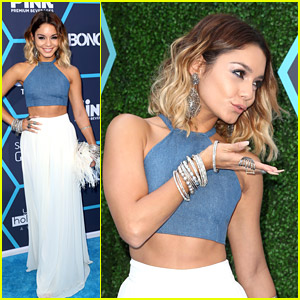 Vanessa Hudgens To Receive Trendsetter Award at Young Hollywood Awards 2014 Tonight