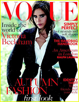 Victoria Beckham to 'British Vogue': I Wouldn't Be Where I Am Without Husband David Beckham