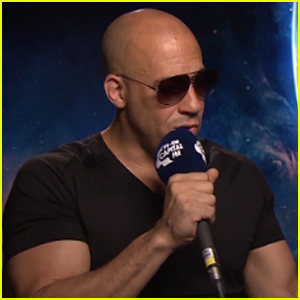 Vin Diesel Covers 'Stay With Me' & Really Goes For Those High Notes - Watch Now!