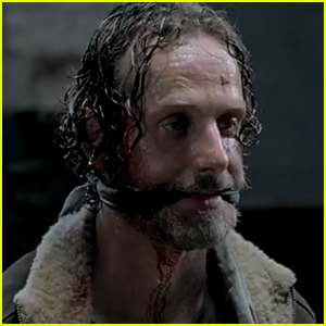 'Walking Dead' Season Five Trailer Debuts at Comic-Con & It's So Intense!