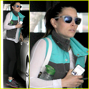 What Gives Jessica Biel An Adrenaline Rush? Cleaning Out Closets!