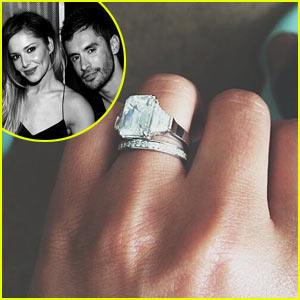 'X Factor UK' Judge Cheryl Cole Marries Boyfriend of 3 Months Jean-Bernard Fernandez-Versini - See Her Wedding Ring!
