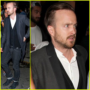 Aaron Paul Is Reminded Just How Many Props He Took From the 'Breaking Bad' Set!