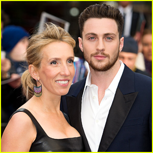 Aaron Taylor-Johnson & Wife Sam's Home Raided by Armed Police After Gun Spotted Inside
