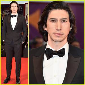 Adam Driver Premieres 'Hungry Hearts' at Venice Film Festival