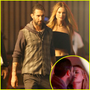 Adam Levine Feels 'Masculine' After Marrying Behati Prinsloo