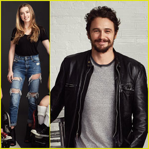 Amber Heard & James Franco Bring Smiles to 'THR' Philanthropy Feature!
