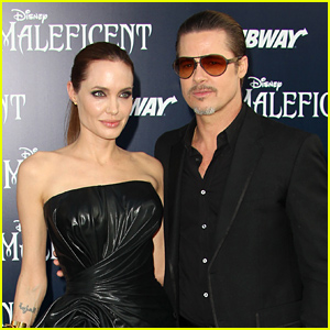 Angelina Jolie & Brad Pitt Are Married, Wed in France!