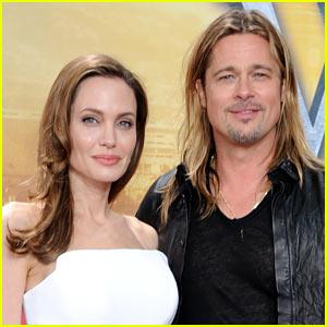 Angelina Jolie & Brad Pitt's Wedding Guest List Had 22 People!