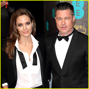 Angelina Jolie Brad Pitt S Kids Played Roles In Their Wedding