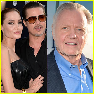 Angelina Jolie's Dad Jon Voight Releases Statement About Wedding: 'It Must Have Been Very Beautiful'
