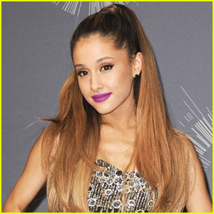 Ariana Grande's Alleged Nude Photos Are 'Fake'