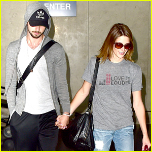 Ashley Greene Is a Supporter of 'Love is Louder' Movement