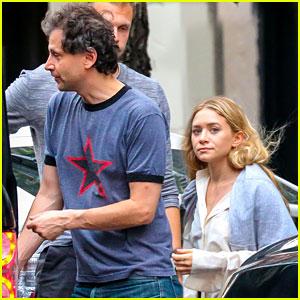 Ashley Olsen Steps Out with Director Boyfriend Bennett Miller