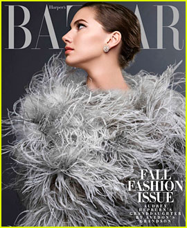 Audrey Hepburn's Granddaughter Emma Ferrer Steps Into the Spotlight with 'Harper's Bazaar' Cover!