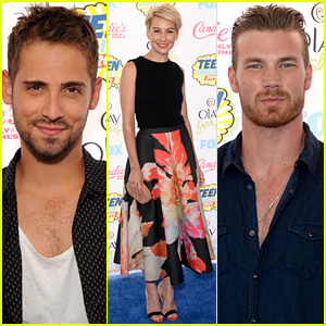 'Baby Daddy' Cast Hits Up the Teen Choice Awards 2014