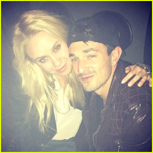Glee's Becca Tobin Says She's Thankful for Support After Boyfriend Matt Bendik's Death