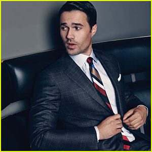 Agents of S.H.I.E.L.D.'s Brett Dalton Goes Superhero Sexy for 'August Man' (Exclusive)