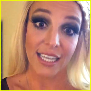 Britney Spears Details 'Sh-tty' Day in Video After Her Breakup