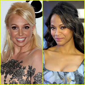 Britney Spears Thanks Zoe Saldana For Her Kinds Words After Leaked Unedited 'Alien' Hits Web