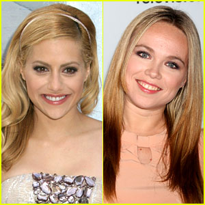 Brittany Murphy Biopic Airing on Lifetime - Meet the Film's Star