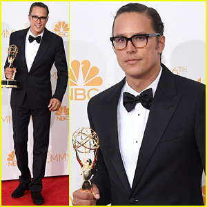 Emmys 2014 Winner Cary Joji Fukunaga Just Became an Internet Sensation & Everyone's Emmy Crush!