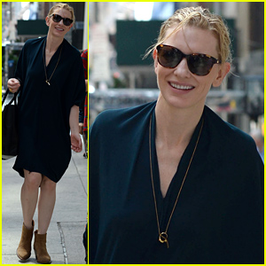 Cate Blanchett Is Receiving Rave Reviews for 'The Maids' - Read What Critics Had to Say!