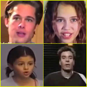 Celebrity Audition Tapes - Watch These Rare & Cool Videos!