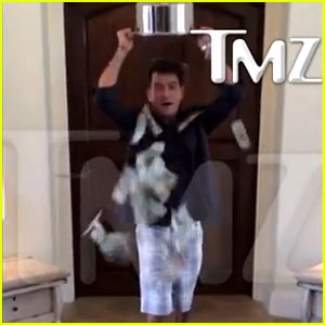 Charlie Sheen Nominated 'Two & a Half Men' Crew for Ice Bucket Challenge