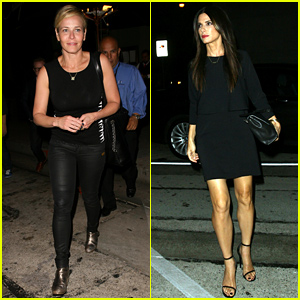 Chelsea Handler Dines with Sandra Bullock, Jennifer Aniston & More After Ending 'Chelsea Lately'
