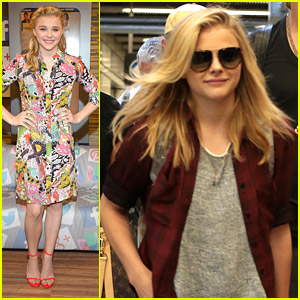 Chloe Moretz Is Reportedly Dating Brooklyn Beckham
