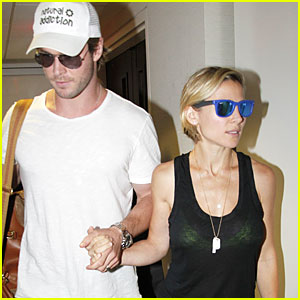 Chris Hemsworth Gets to Showcase Comedic Side in 'Vacation'
