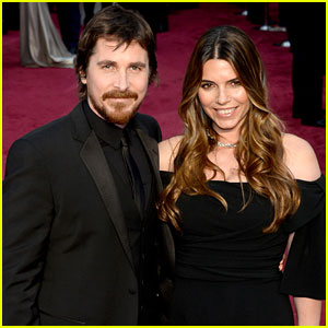 Christian Bale & Wife Sibi Welcome Second Child!