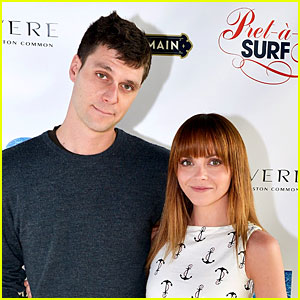 Christina Ricci Welcomes Baby Boy With Husband James Heerdegen