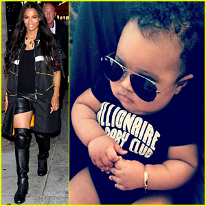 Ciara Shares Adorable New Pictures of Baby Boy Future!