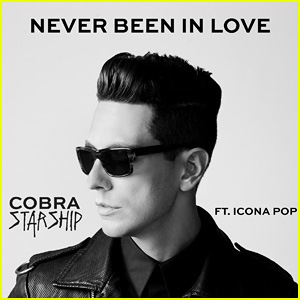Cobra Starship Teams Up with Icona Pop on 'Never Been In Love' - Watch the Lyric Video Now!