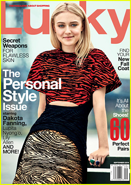 Dakota Fanning Can't Help But Be a 'Little Bit Romantic'