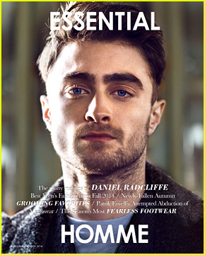 Daniel Radcliffe: The Idea of Having a Soulmate is 'Ridiculous'