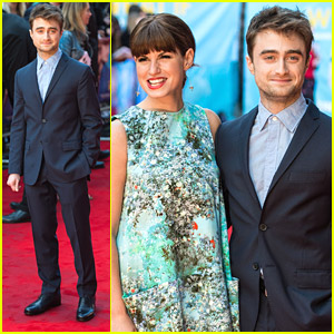 Daniel Radcliffe Says 'What If's The Diner Scene Is His Fave