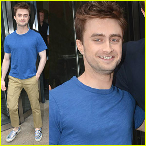Daniel Radcliffe Wants To Keep Doing Work That Excites Him
