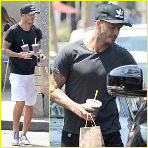 David Beckham's Son Brooklyn is 'Smitten' by Chloe Moretz
