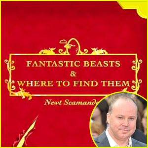 'Harry Potter' Director David Yates Tapped To Direct 'Fantastic Beasts'
