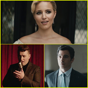 Dianna Agron & Chris Messina Star in Heart-Breaking Music Video for Sam Smith's 'I'm Not The Only One' - Watch Now!