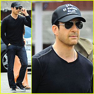 Dylan McDermott Gives Us a Short Description of Idiots, Cowards, & Wise People