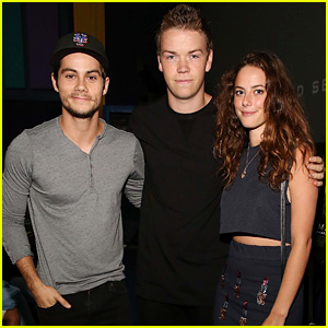 The Maze Runner's Dylan O'Brien Hits Florida After 23rd Birthday
