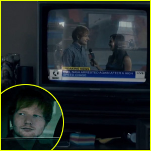 Ed Sheeran Only Makes Two Brief Cameos in His New Dance-Centric 'Don't' Music Video - Watch Now!