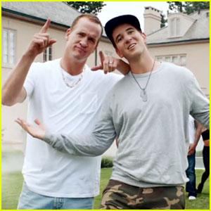 Eli & Peyton Manning's New DIRECTV Rap Video is Amazing!