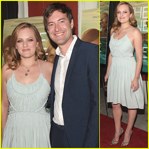 Elisabeth Moss Gets Glam for 'The One I Love' Los Angeles Premiere!