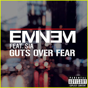 Eminem ft. Sia: 'Guts Over Fear' Lyrics & Full Song - Listen Now!