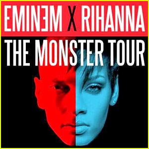 Eminem x Rihanna: 'Monster Tour' Set List -- See It Here!